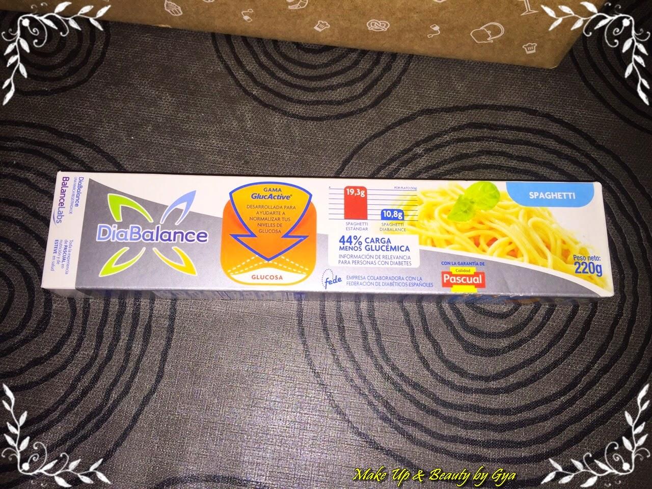 Diabalance degustabox marzo 2015