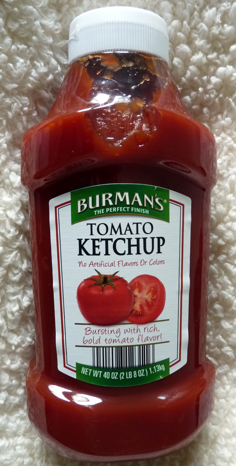 Burman S Tomato Ketchup Aldi Product Reviews