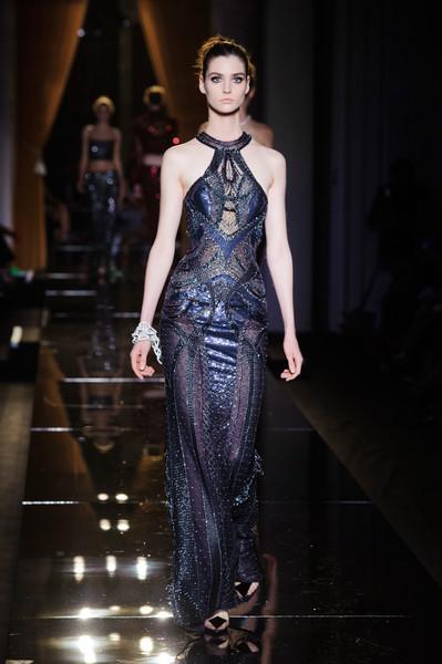 Versace 2013 - 2014 Sonbahar Couture Gece Elbiseleri