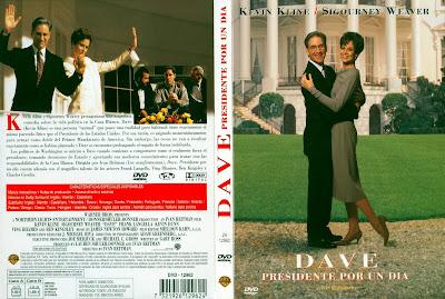 Caratula, cover, dvd: Dave, presidente por un día | 1993 | Dave