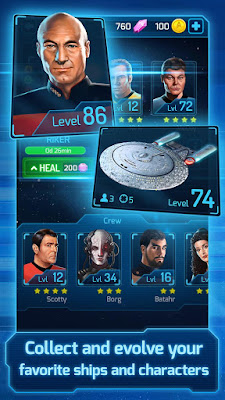 Star Trek - Wrath of Gems 1.5.3 APK for Android