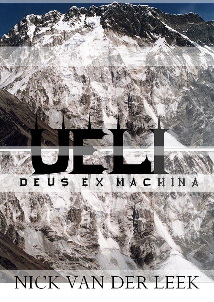 Ueli Steck - Deus Ex Machina
