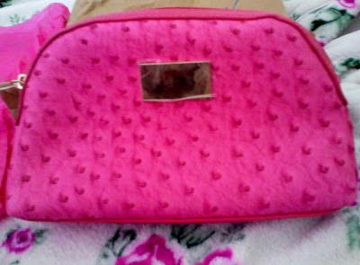 Primark Atmosphere Pink Cosmetics Bag