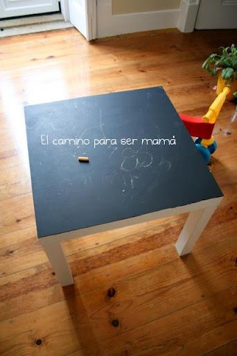 Help on writing chalkboard paint