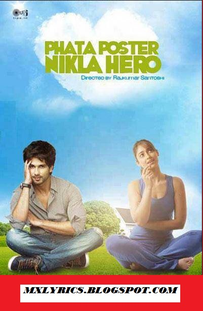 mxlyrics_Hey Mr DJ Lyrics – Phata Poster Nikhla Hero