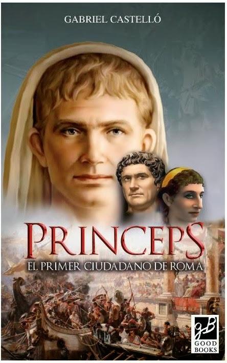 PRINCEPS, el primer ciudadano de Roma
