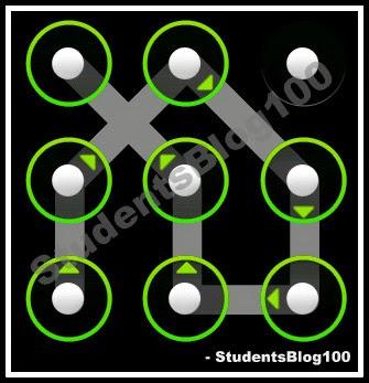Unlock Pattern Lock