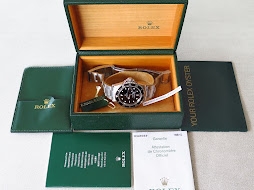 ROLEX SUBMARINER DATE - ROLEX 16610 - SERIE Z YEAR 2007 - FULLSET BOX AND PAPERS - MINTS CONDITION