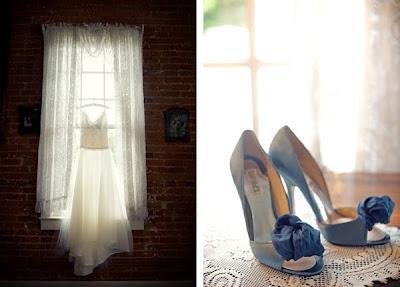 Blue Wedding Shoes Wedding Flowers Cost