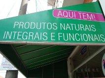Loja de Produtos Naturais no Brasil