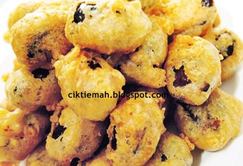 Resepi Kurma goreng mudah dan enak.