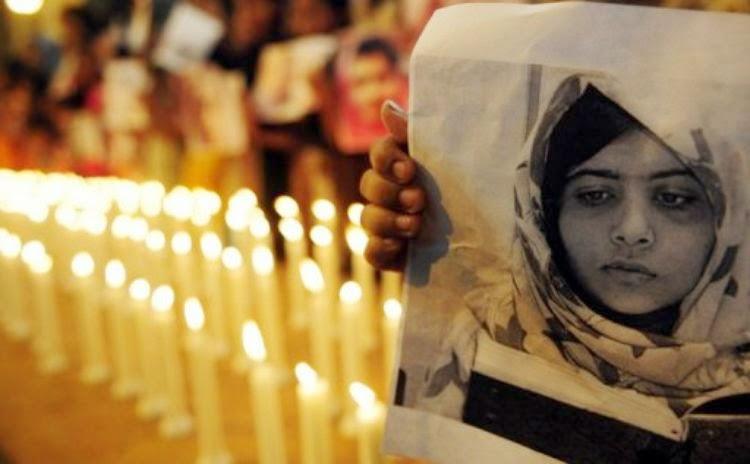Malala pour l'éducation