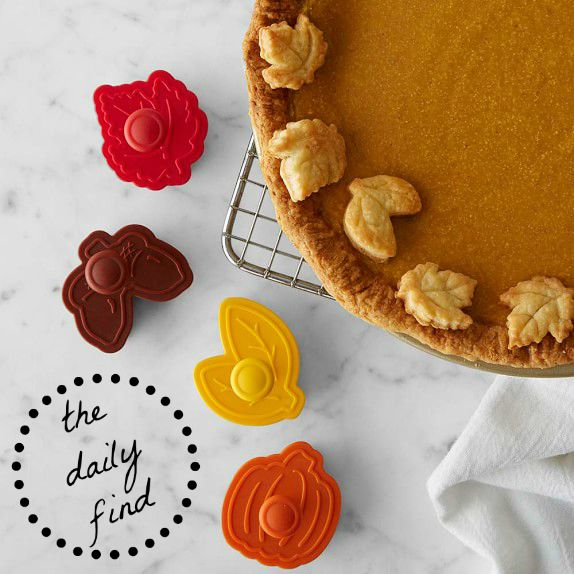 Fall Pie Crust Cutters