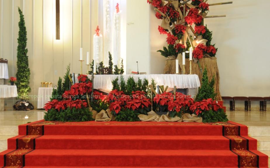 dekorasi altar pernikahan bahan bahannya antara lain lely casablanca