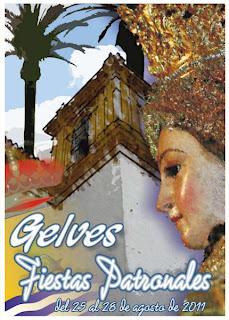 Gelves - Cartel Fiestas 2011