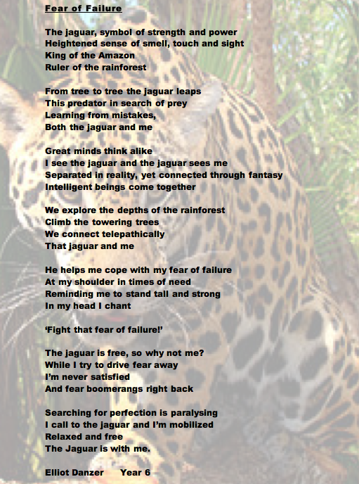 Feelings and emotions poems hilary s poem describes her