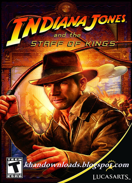 Indiana Jones and the Staff of Kings PC Game