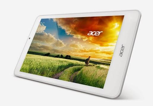 Acer công bố bộ 03 tablet và 01 smartphone mới