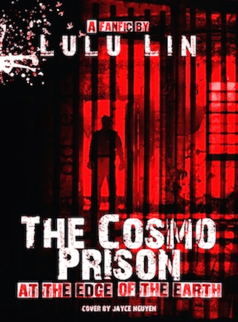 Cover for Cosmo Prison: The Edge of Earth!