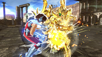 Download Saint Seiya Soldiers Soul Torrent PC