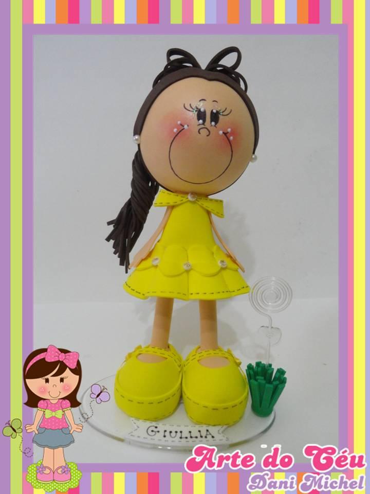 Fofuchas Princesas Disney