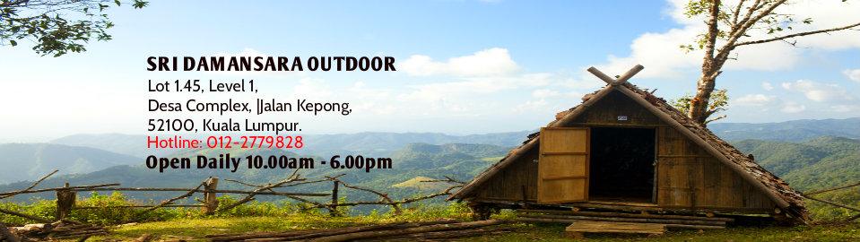 SRI DAMANSARA OUTDOOR - OUTDOOR SHOP | CAMPING TENT | LIFE JACKET | TRAMPOLINE  | CAMPING EQUIPMENT