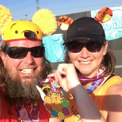2015 Tinker Bell Half Marathon Pixie Dust Challenge