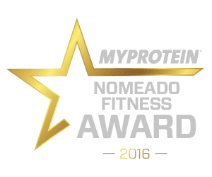 Fitness Blogger Awards 2016  - MYPROTEIN
