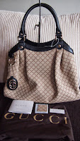 GUCCI SUKEY MEDIUM TOTE DIAMANTE