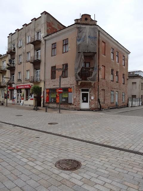 Od ulicy Warszawskiej do ulicy Prezydenta Lecha Kaczyńskiego