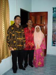 Bersama Dato Seri Noh Omar, Mantan Menteri Pertanian & Industri Asas Tani