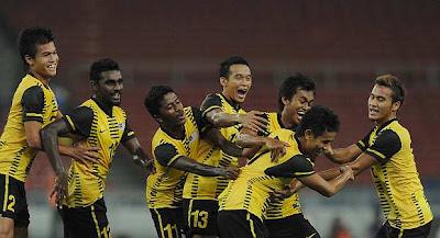 keputusan penuh perlawanan pusingan kedua kelayakan olimpik 2012, malaysia vs lubnan, undian peringkat kumpulan malaysia pusingan ketiga olimpik, malaysia 2-1 lubnan, malaysia menang lawan lubnan, pusingan kedua kelayakan olimpik 2012, irfan fazail, wan zack haikal, gurusamy, gary steven