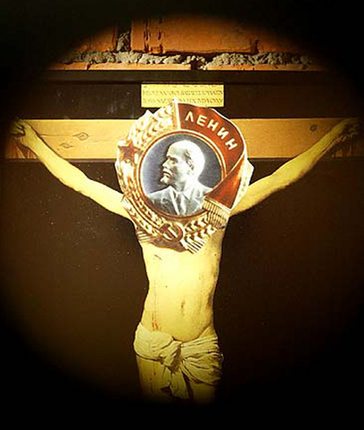 Jezuslenin, czyli JP2 pieriestrojka chrzescijanstwa