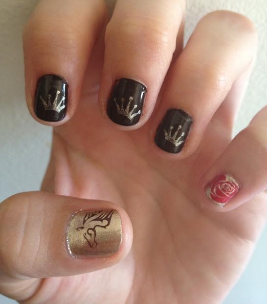 miscellaneous manicures triple