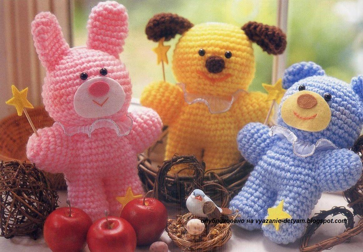 Польза вязания крючком для детей 25