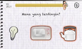 Uji Bodoh - Game Android Unik