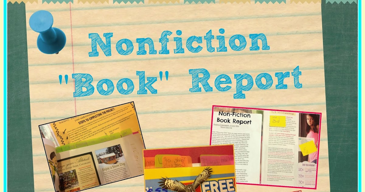 non fiction book reports It generally seems easier to write a book report on a fictional book since the  so  what if you are assigned a nonfiction book for your book report.