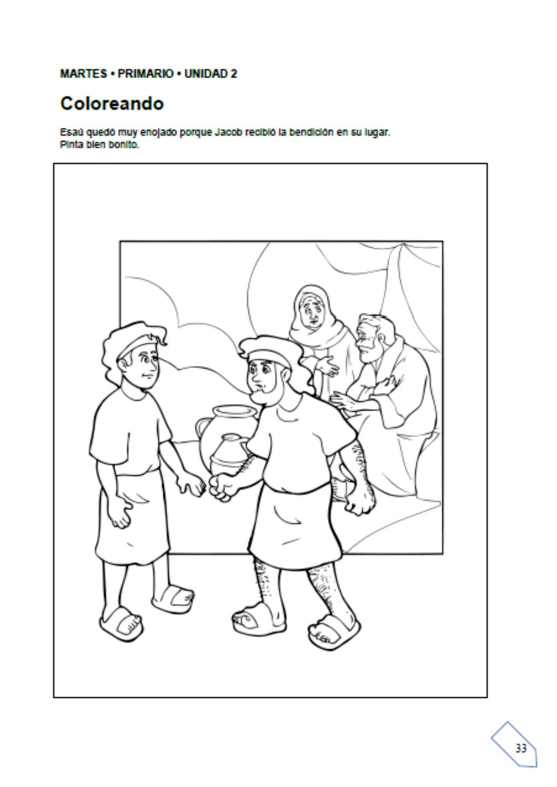 Hermosa Jacob Y Esau Birthright Para Colorear Inspiración - Ideas ...