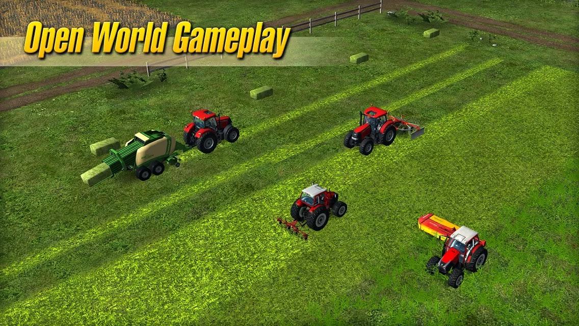 Farming Simulator 14 v1.2.2
