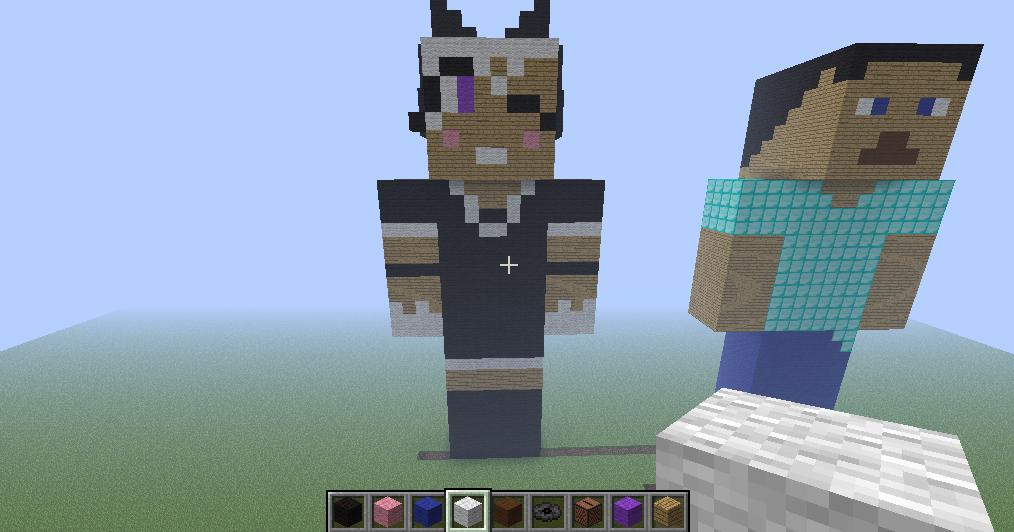 minecraft skin cat