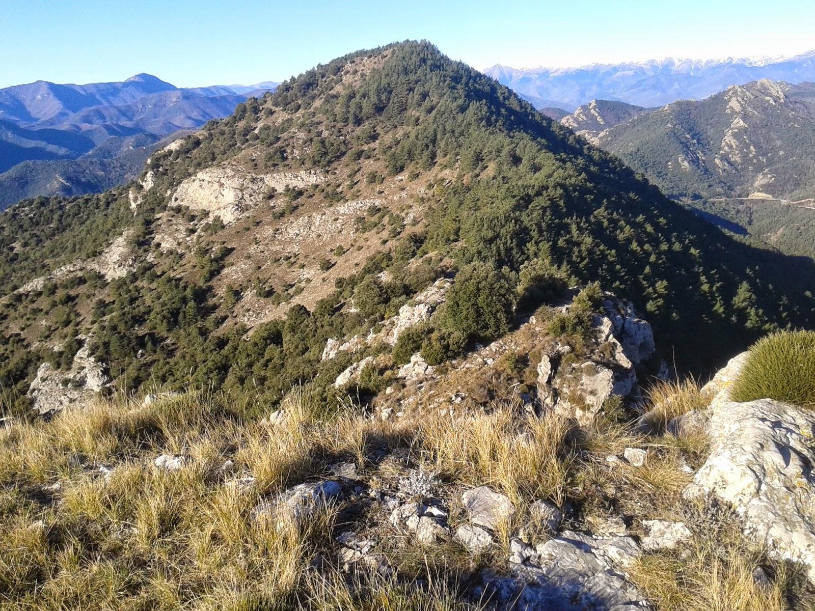 Castell del Bac de Grillera (El repte dels 100 cims)