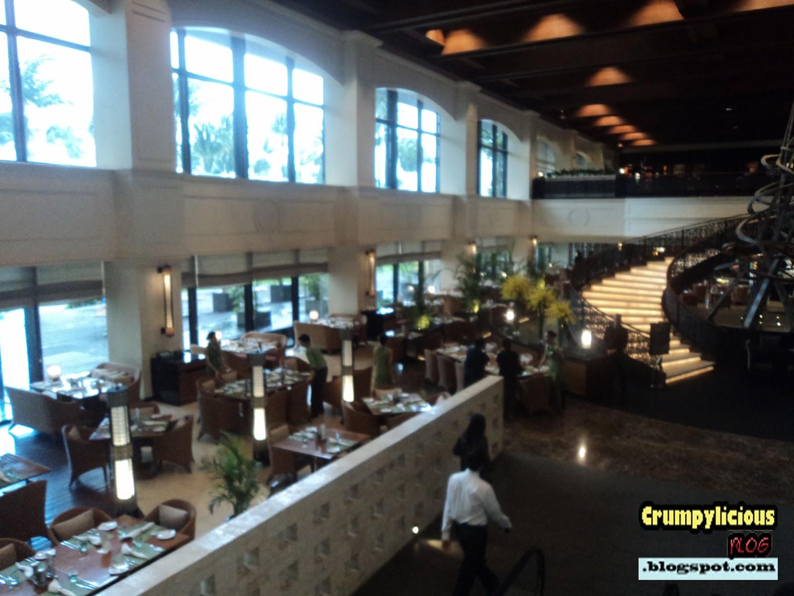 Lunch Buffet at Spiral Sofitel Philippine Plaza Hotel Manila