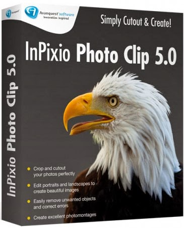 Download   Photo Clip Professional 5.01 + Keygen