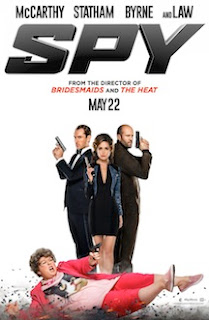 Spy (2015) - Movie Review