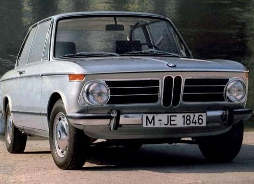 BMW 2002 (1968)
