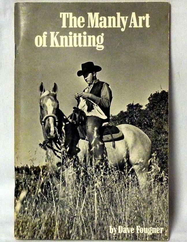 вяжущий ковбой на лошади