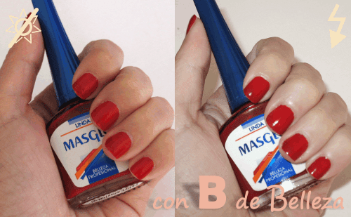 Swatch esmalte Linda de Masglo