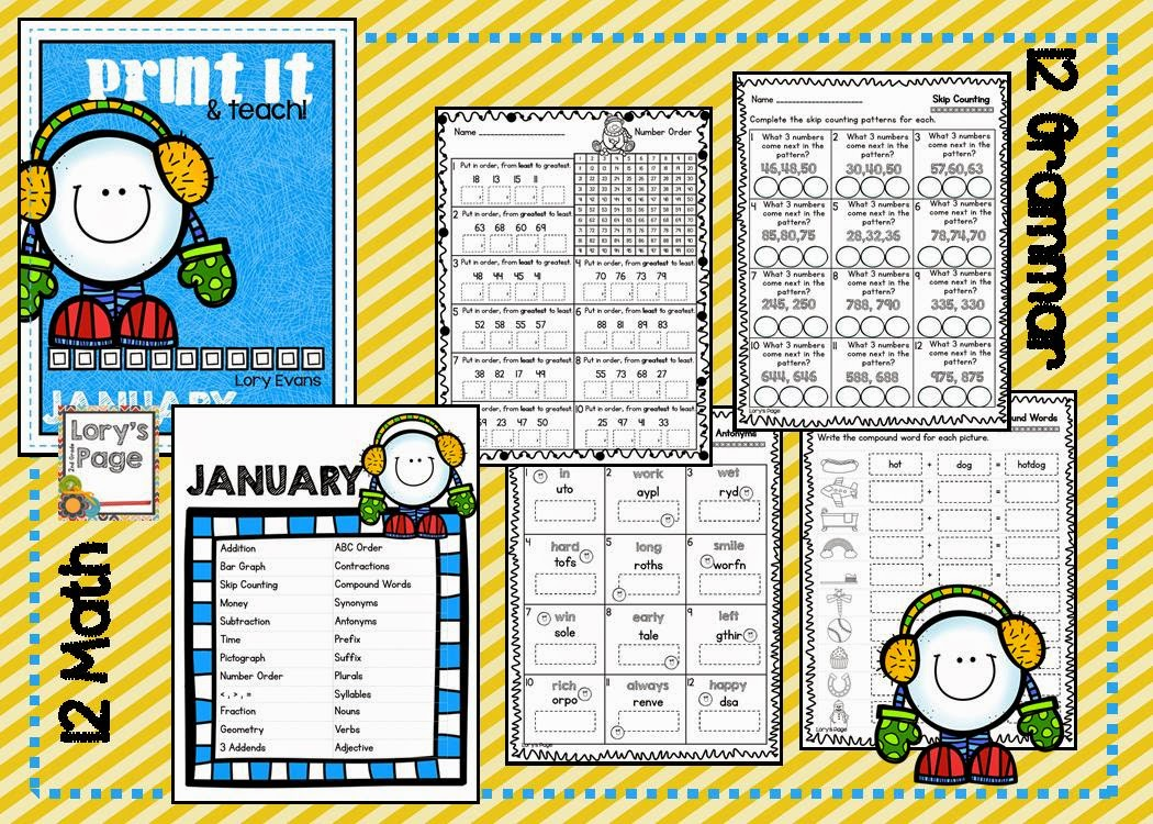 https://www.teacherspayteachers.com/Product/PRINT-it-Teach-JANUARY-1049455