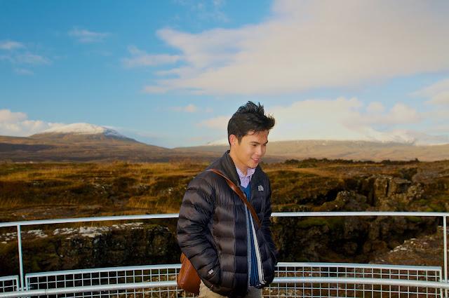 The Golden Circle tour, Þingvellir National Park, Thingvellir, Iceland, tavelling, wisata, Eropa