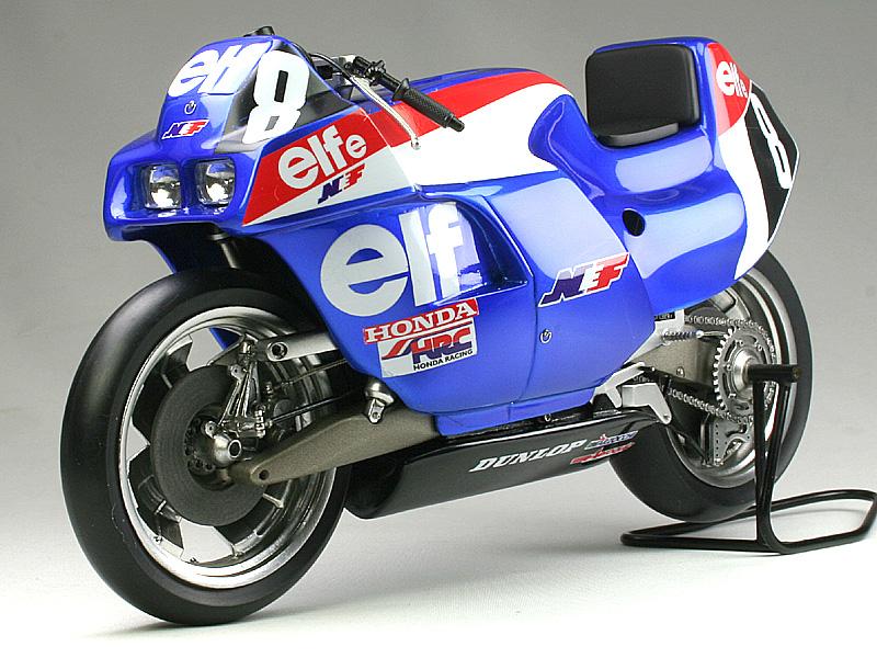 Racing Scale Models Elf E Honda 8 Hours Suzuka 1983 By